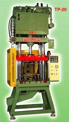trim press machine